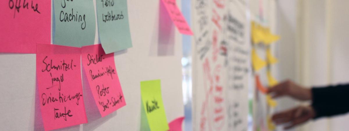 Objective Setting: Ziele setzen